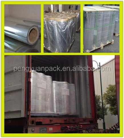 The most novel radiant barrier aluminum foil insulation for Fireproof vapor barrier