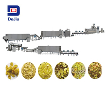 Corn Flakes Making/ Processing/ Production Machine/ Machinery/ Equipment/ Line