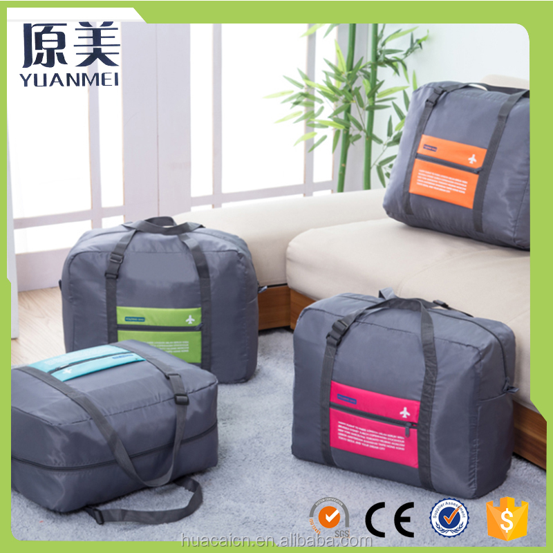 Foldable Portable Waterproof Big Shopping Duffel Usefor <strong>Travel</strong> And Home Storage Polo Sport Trolley Luggage Bag