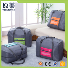 Foldable Portable Waterproof Big Shopping Duffel Usefor Travel And Home Storage Polo Sport Trolley Luggage Bag