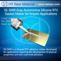 SS-5699 Gray Automotive Silicone RTV Gasket Maker for Import