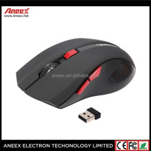 6D Wireless USB Mouse game mouse cool fashion optical wholesale colorful