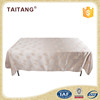 International banquet rectangle polyeter table cloth