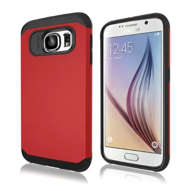 2015 New Products, Telefone Celular Armor Case For Galaxy S6