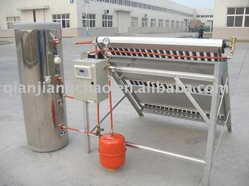Qianjiang chao Separated pressurized solar water heater