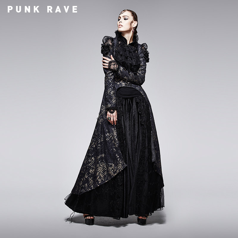 Fashion q long dresses lace