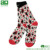 Cheap Nice Packing 100% Cotton Women Adult Crew Socks