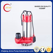 Wholesale manufacturer ac 220V sewage pumps 0.5hp motor pump with best service