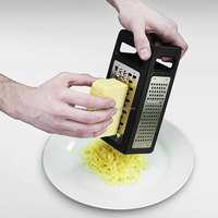 multi-function 4 side carrot grater,cheese grater
