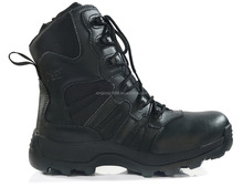 Hot selling black womens combat boots /black combat boots/girls combat boots for soldier