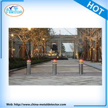 Stainless Steel Automatic Electric Traffic Bollard