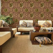 2015 beautiful bamboo wallpaper 3d for home decoration