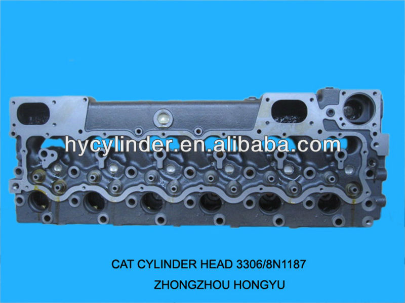 3306 cylinder head for cat diesel engine