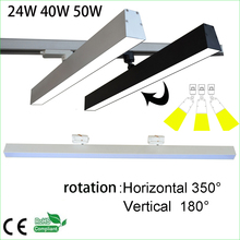LIFUD or OSRAM driver 24W 30W 40W 50W 60W LED track light RA80 RA90 LED track linear light