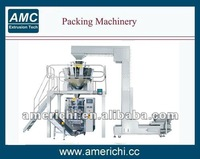 Automatic popcorn packing machine