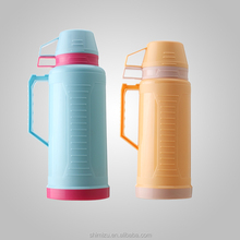 1.0L glass liner vacuum water jug set with cups