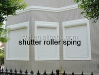 aluminum manual roller shutter accessories\rolling shutter accessories\roller shutter door accessories