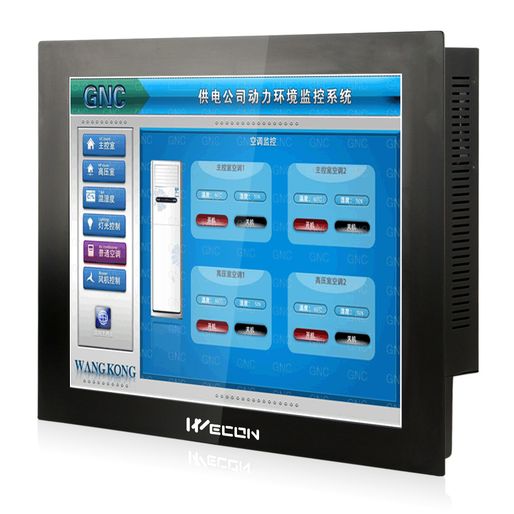 10.4 android industrial panel pc,industrial use,capacitive touch screen