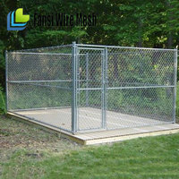 Metal Pet Fence Dog Cat Pen Outdoor Kennel Cage Gate Enclosure Portable Midwest