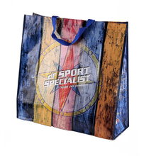China Manufacturer recycled pp woven shopping bag