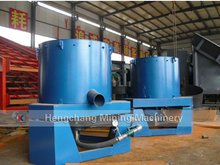 Gold Mineral Panning Separator Centrifugal Concentrator From Jiangxi Hengchang