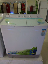 XPB100-73S Two tub semi-auto energy saving washing machine with top loading