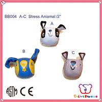Over 20 years experience logo branded customized chinese stress balls