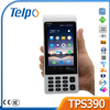 New Design Telpo TPS390 POS Terminal Device RFID Handheld Scanners Rugged 3G PDA