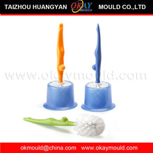 Development design and manufacture of cleaning brush mould, toilet brush mold, mold sanitary ware system
