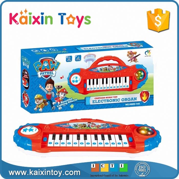 10262692 Chenghai Toys Manufacturer 22 Keyboards Plastic Electronic Musical Instrument