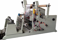 Craft Paper Auto Slitter Laminator Machine