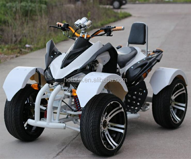 2017 high quality new style 250cc racing quad bike