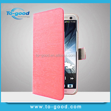 Promotional cheap genuine leather fip case for lg google nexus 4 e960 China manufactuer