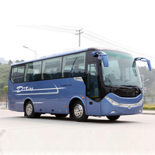Chinese Bus Brands Dongfeng 8m Left Hand Drive 35 Seater Luxury Coach Bus For Sale