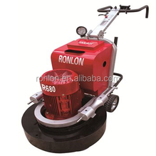 R680 diamond concrete floor polisher
