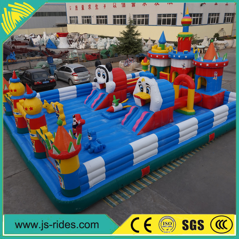 inflatable playground high quality jumping castle inflatable on sale