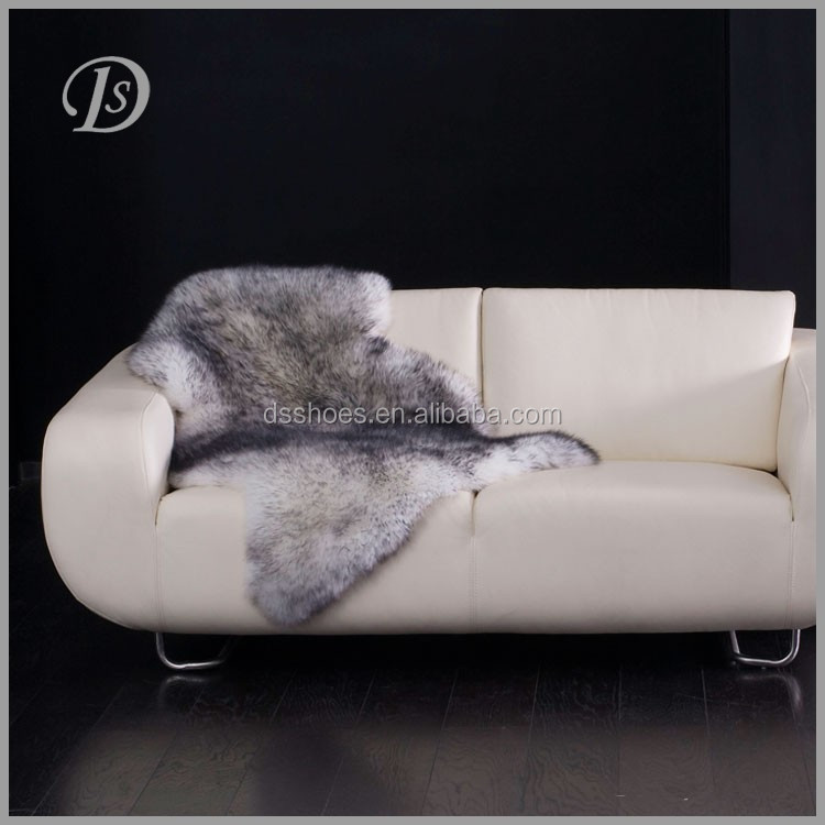 Elegant Beautiful sheepskin material for upholstery