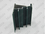 China manufacturer of aluminum frame sections for alumium sliding window and door