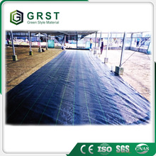 Plastic Knitted Ground Cover / Weed Control Mat for home and garden