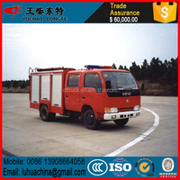 Dongfeng 3Ton Water Foam Fire Fighting truck Rescue Fire vehicle