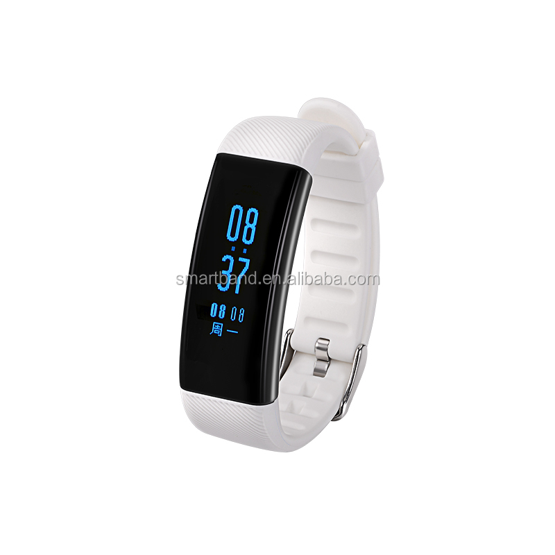 Hot Newest Smart Bracelet DB03 Intelligent Blood Pressure Bracelet IP68 Waterproof Smart band For Android IOS