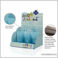 POP Cardboard Counter PDQ for Energy Gel