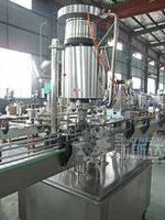 fully automatic monoblock water filling machine for small pet bottle