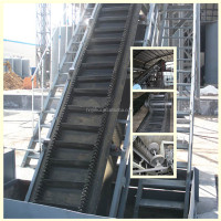 DJ construction belt conveyor machine for coal mining ore