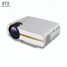 Factory film small multimedia LCD video portable cinema theater LED mini home projector YG400 YG500 for <strong>mobile</strong> <strong>phone</strong>