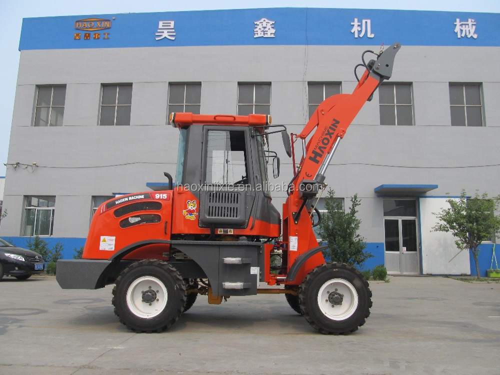 Haoxin 915 model small loader with quick release