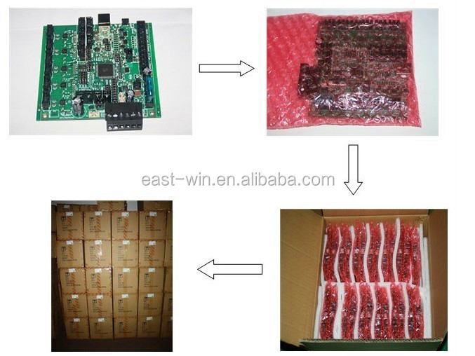 Portable GPS Tracker Pcb Assembly