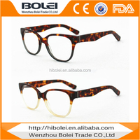 Factory Latest Model Spectacle Frame Acetate