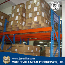 Steel Pallet Racking Type Heavy Duty Industrial Factory Storage Solutions