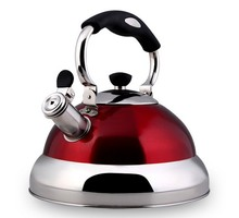 Highest Quality stainless steel Whistling Tea Kettle 4litre great gift idea